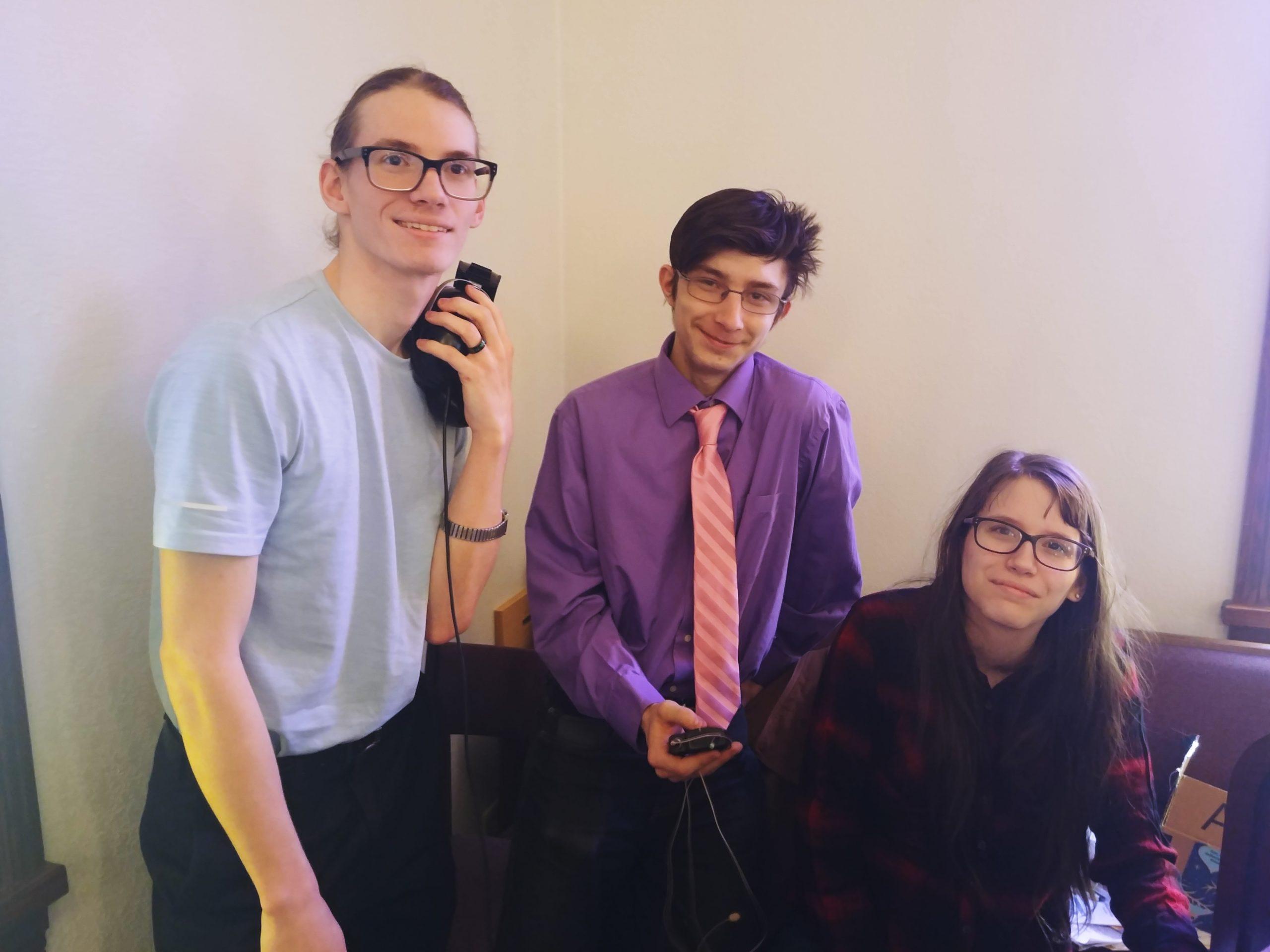 Braden, Seth, Faith